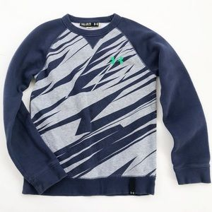 Under Armour Boys Sweatshirt M Youth